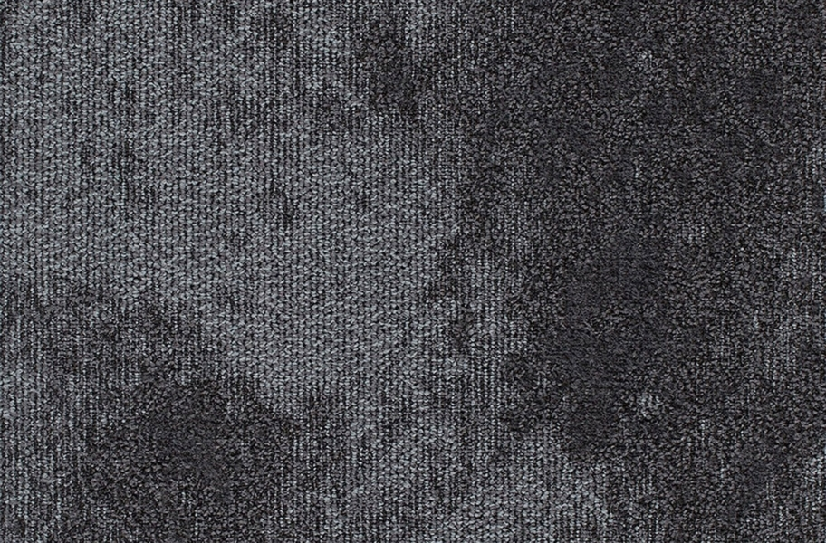 Joy Carpets High Tide Carpet Tile - Volcanic