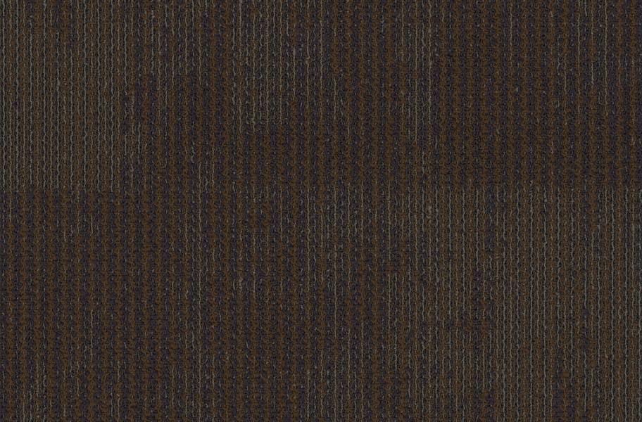EF Contract Artisan Carpet Tiles - Damson