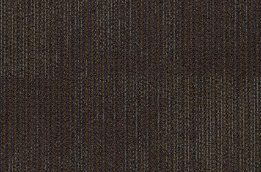 EF Contract Artisan Carpet Tiles - Damson
