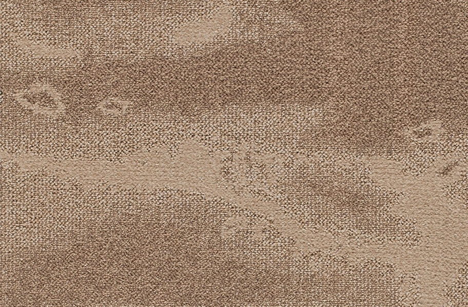 Joy Carpets Oil & Water Carpet Tiles - Camel