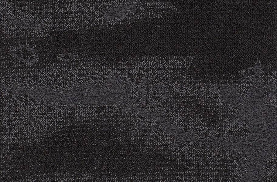 Joy Carpets Oil & Water Carpet Tiles - Noir
