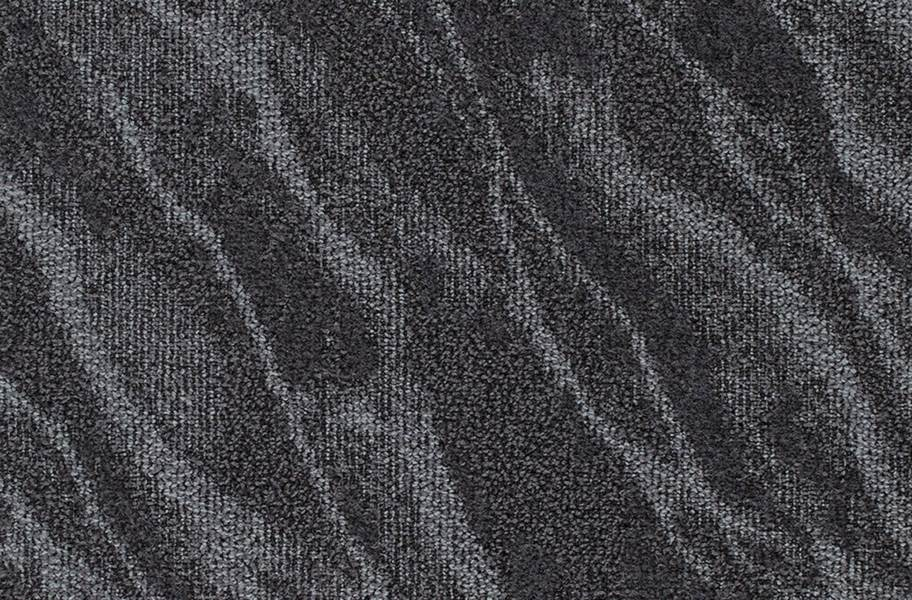 Joy Carpets Riverine Carpet Tiles - Volcanic