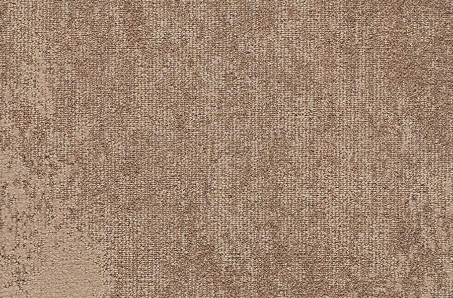 Joy Carpets Static Carpet Tiles - Camel
