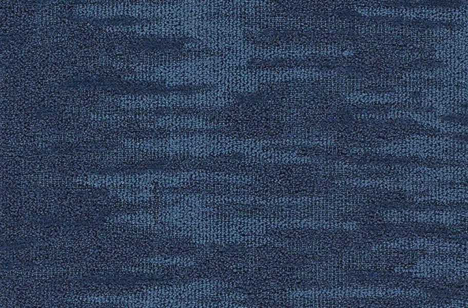 Joy Carpets Up & Away Carpet Tiles - Baltic Blue