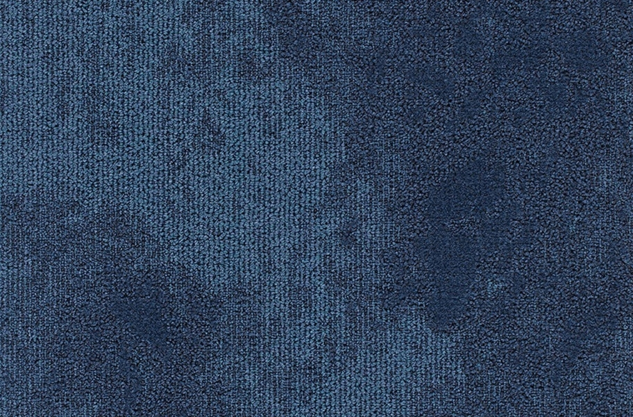 Joy Carpets High Tide Carpet Tile - Baltic Blue