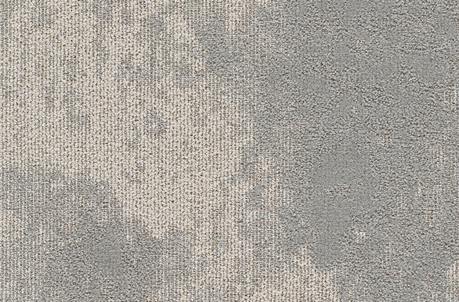 Joy Carpets High Tide Carpet Tile - Oyster