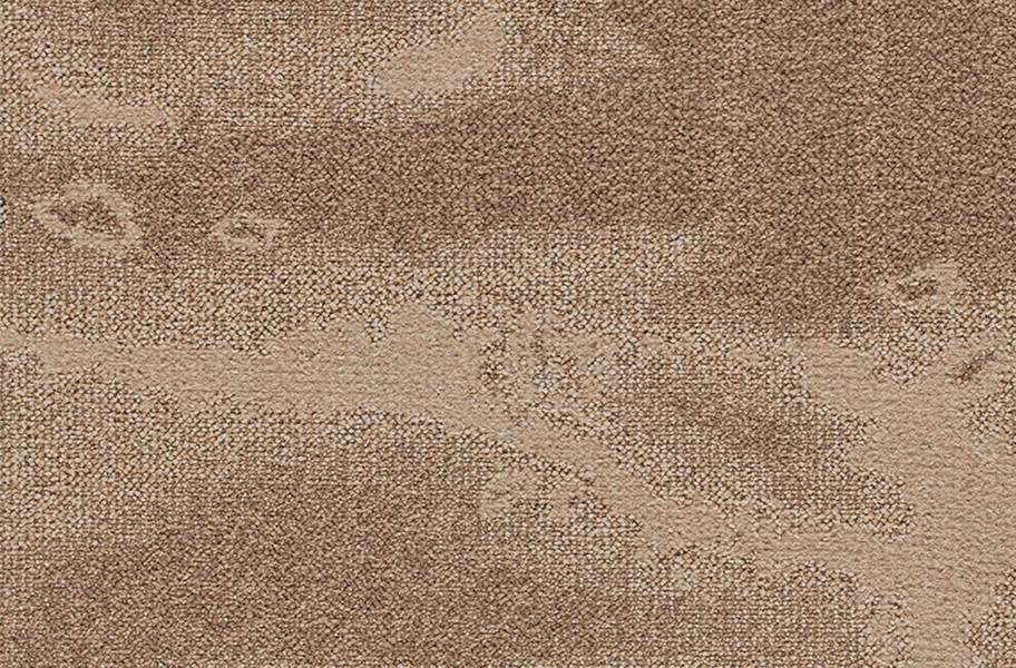 Joy Carpets Oil & Water Carpet Tiles - Camel