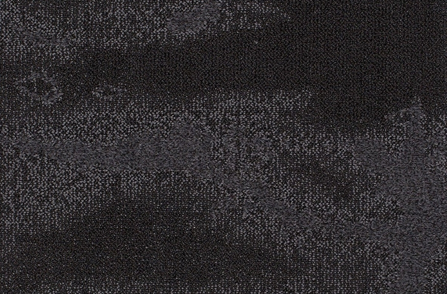 Joy Carpets Oil & Water Carpet Tiles - Noir