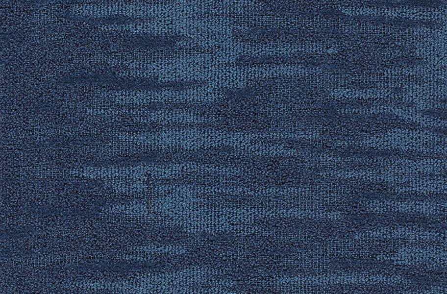 Joy Carpets Up & Away Carpet Tiles - Baltic Blue