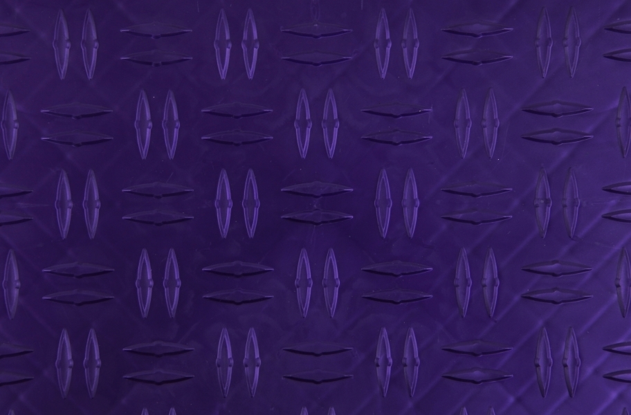 Grid-Loc Garage Tiles™ - Diamond Imperial Purple