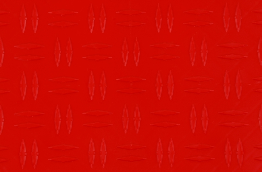 Grid-Loc Garage Tiles™ - Diamond Victory Red