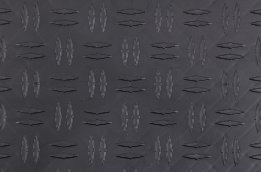 Grid-Loc Garage Tiles™ - Diamond Graphite