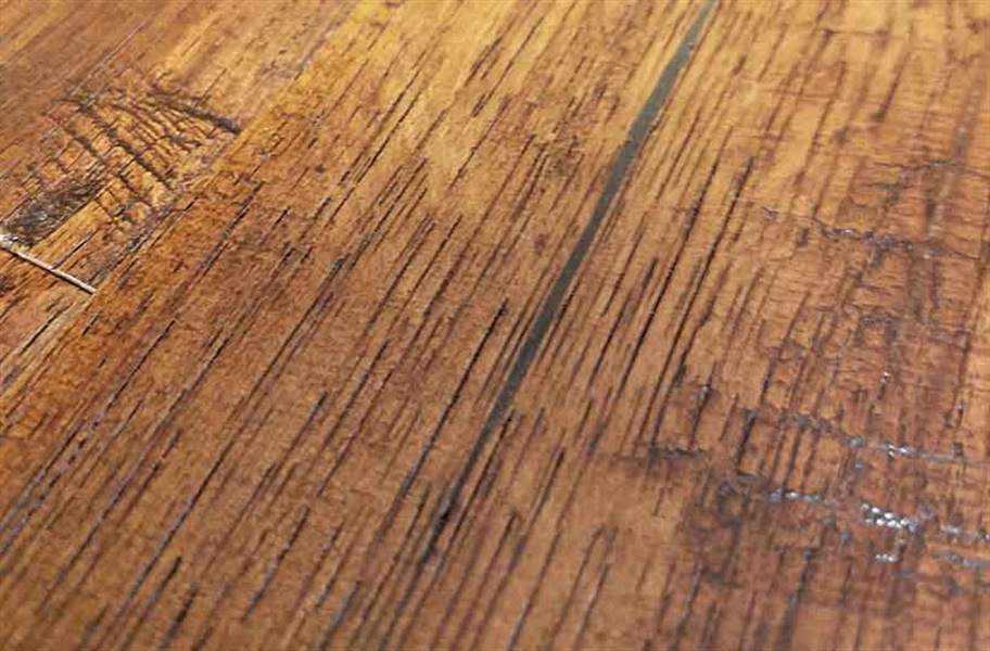 Vineyard Hickory Engineered Hardwood - Shiraz