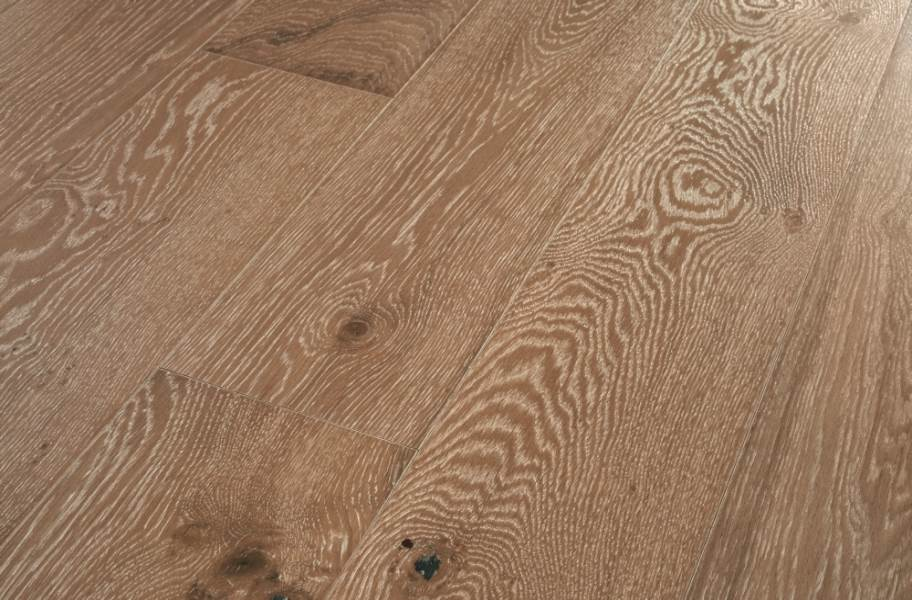 12mm Mannington Park City Oak Engineered Wood - Wintry