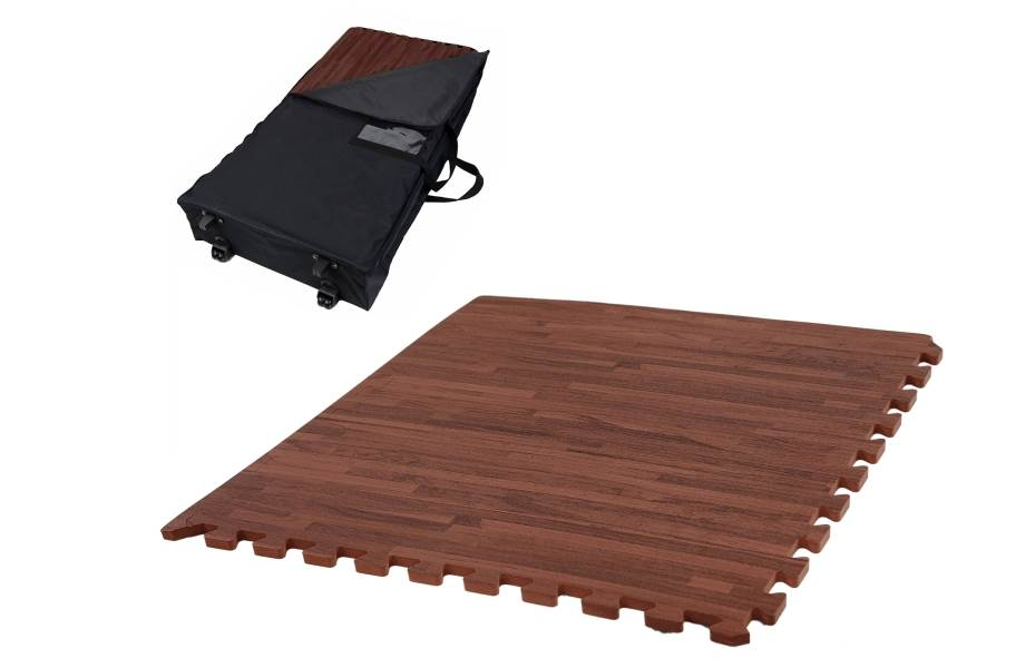 Soft Wood Trade Show Floor Kits