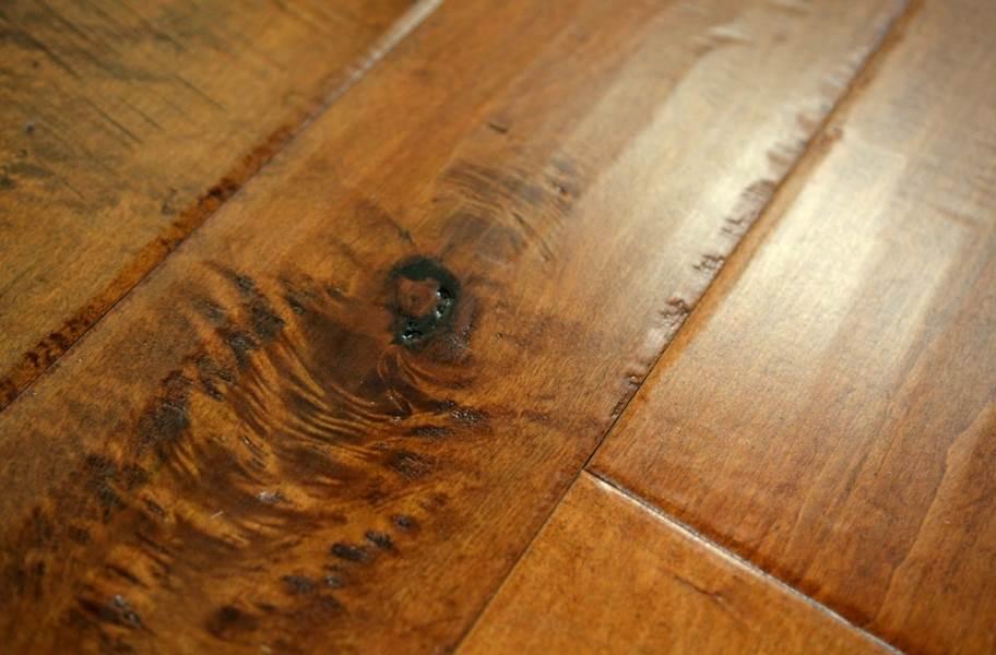 Johnson Hardwood Alamo Maple Engineered Hardwood - Border