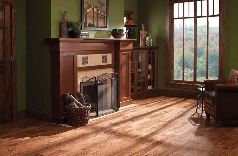 Johnson Hardwood Alamo Maple Engineered Hardwood
