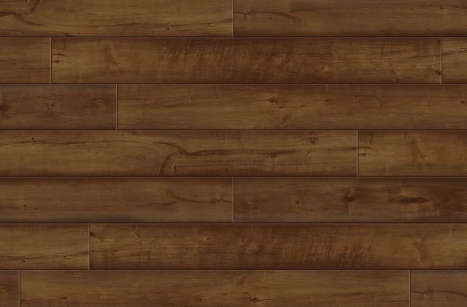"Rustic House 7"" Rigid Core Vinyl Planks - Whiskey Sour"