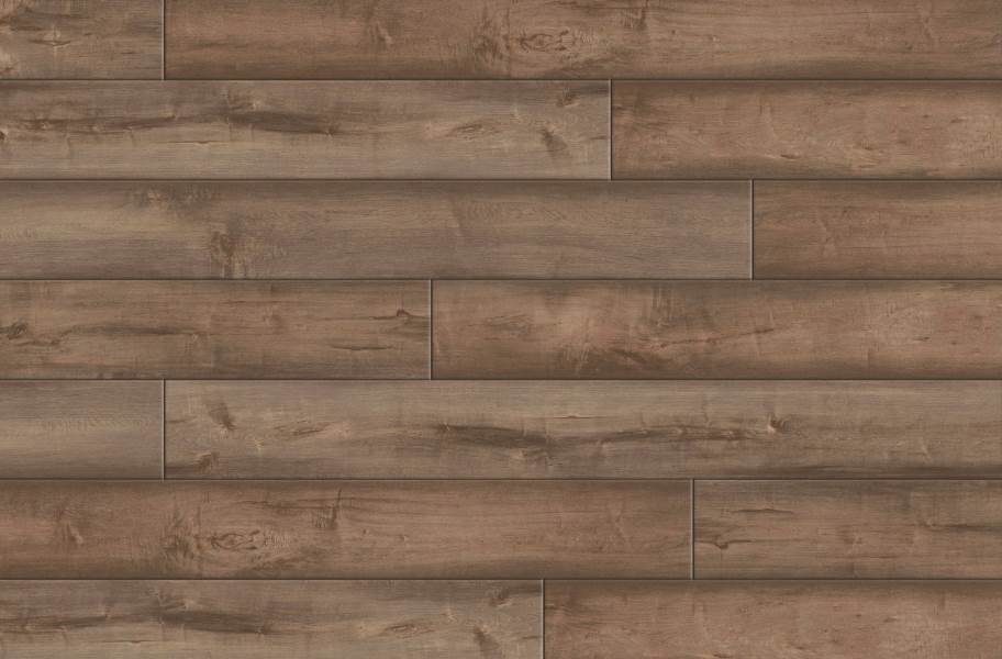 "Rustic House 7"" Rigid Core Vinyl Planks - French"