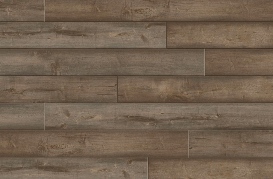 "Rustic House 7"" Rigid Core Vinyl Planks - Gin Rickey"