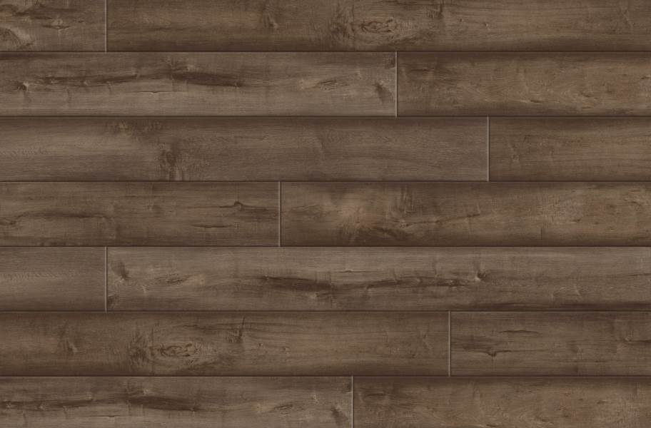 "Rustic House 7"" Rigid Core Vinyl Planks - Sidecar"