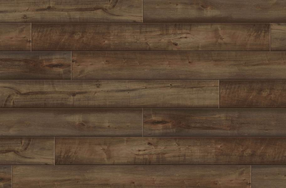 "Rustic House 7"" Rigid Core Vinyl Planks - Highball"