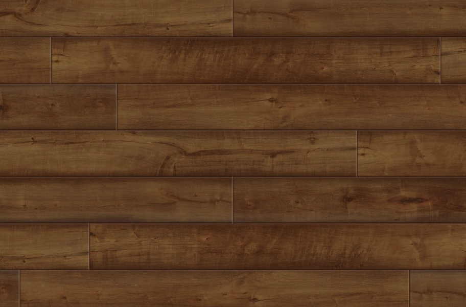 "Rustic House 7"" Rigid Core Vinyl Planks - Whiskey Sour"