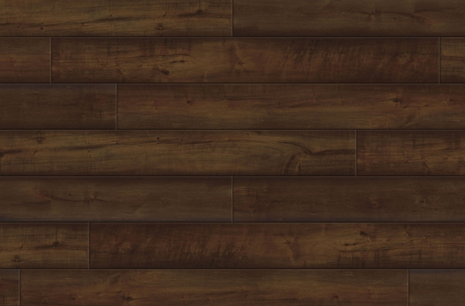 "Rustic House 7"" Rigid Core Vinyl Planks - Old Fashioned"