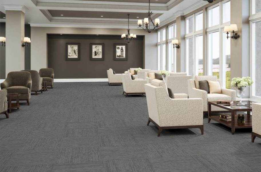 EF Contract Polaris Carpet Tiles - Comet