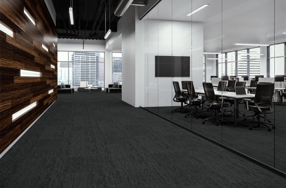 EF Contract Polaris Carpet Tiles - North Star