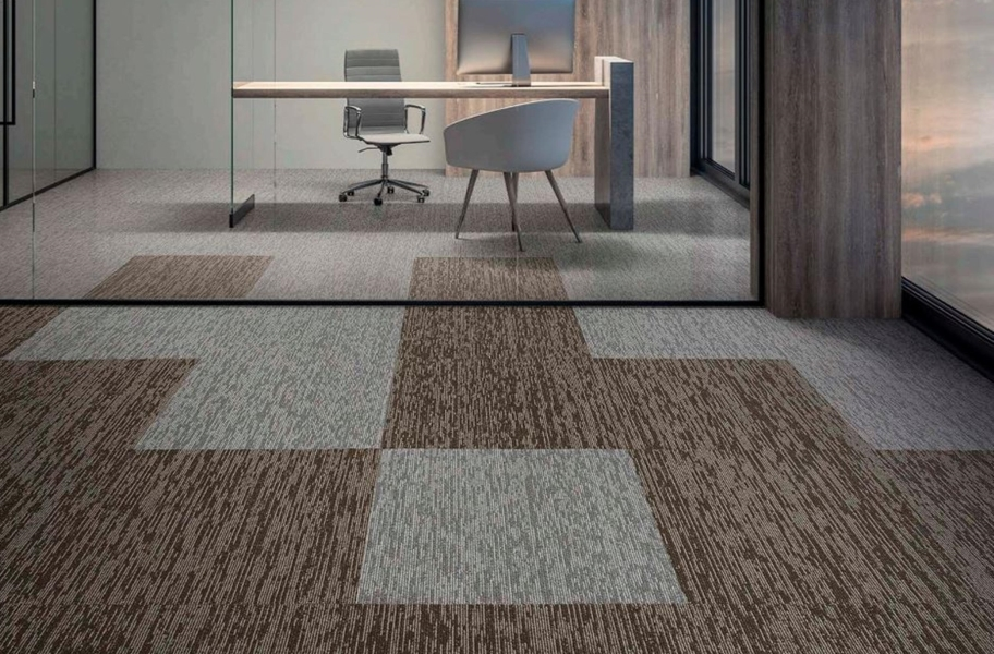 EF Contract Polaris Carpet Tiles - Comet & Stargaze