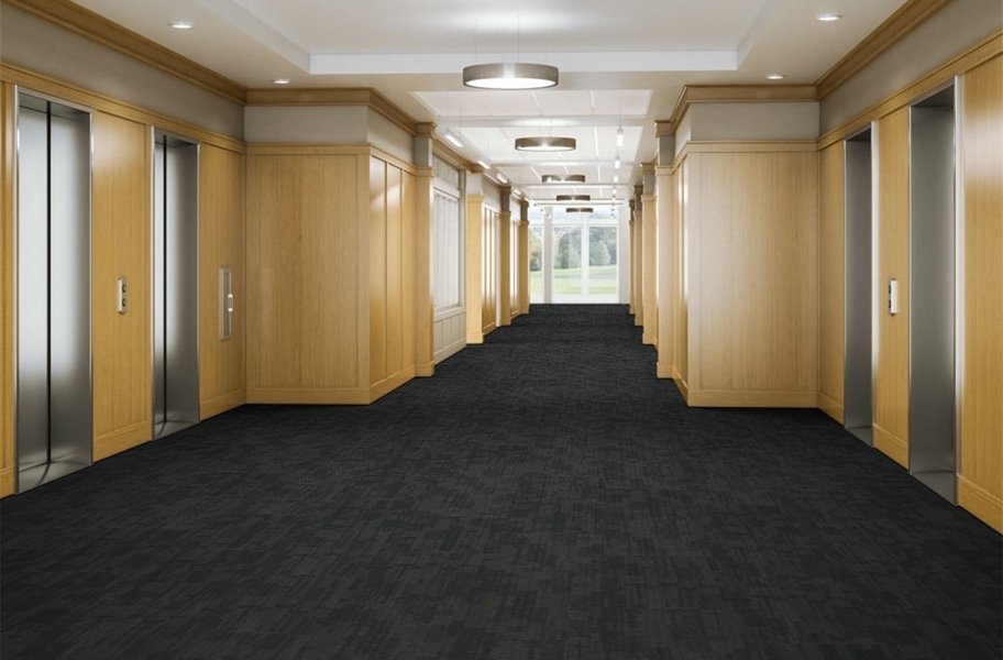 EF Contract Time Zone Carpet Tiles - Jet Lag