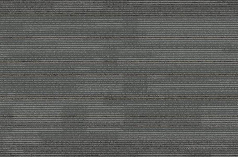 EF Contract Time Zone Carpet Tiles - Interlapse Grey