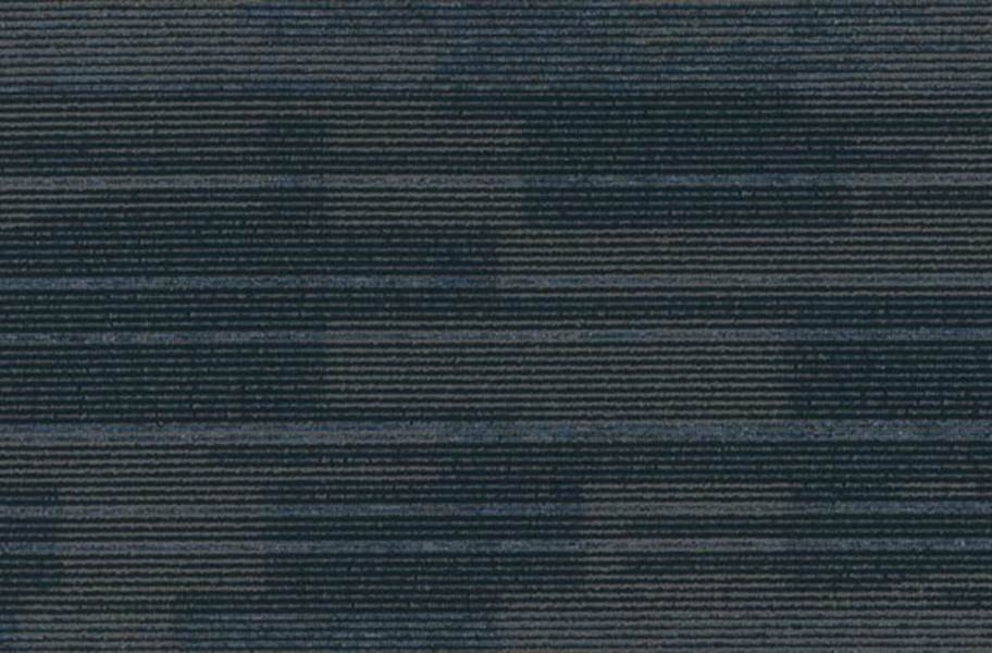 EF Contract Time Zone Carpet Tiles - Cosmic Blue
