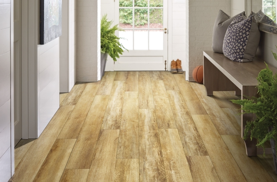 "Shaw Paragon XL HD Plus 7"" Rigid Core Vinyl Planks - Vintage Oak"