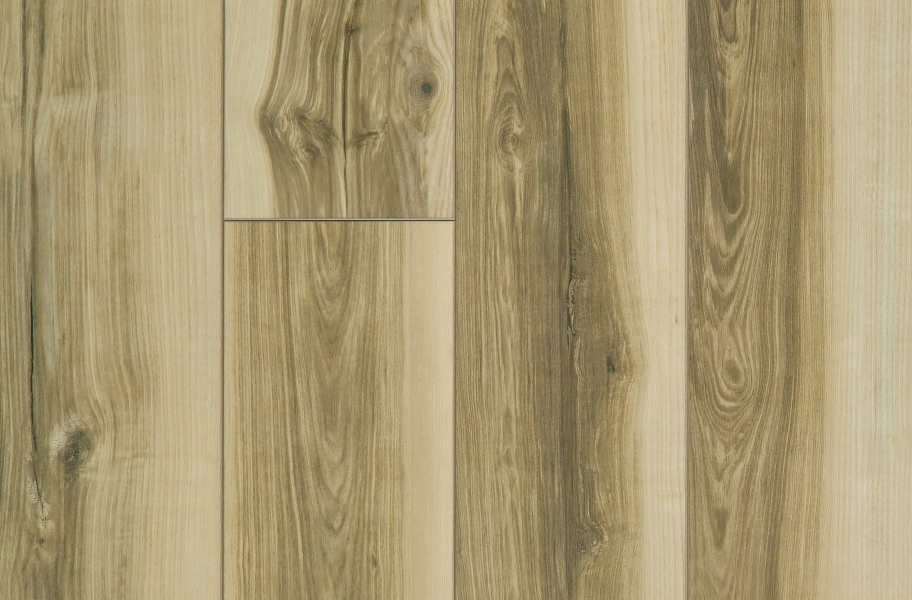 "Shaw Paragon XL HD Plus 7"" Rigid Core Vinyl Planks - Caramel Butternut"
