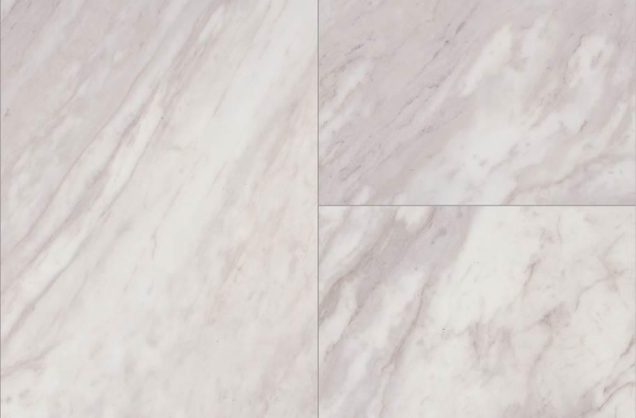 """Shaw Paragon Tile Plus 12"""" Rigid Core Vinyl Planks - Oyster"""