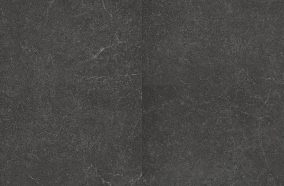 "Shaw Paragon Tile Plus 12"" Rigid Core Vinyl Planks - Smoke"
