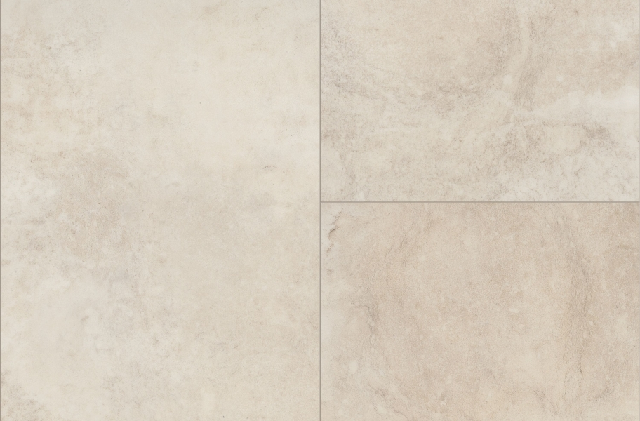"Shaw Paragon Tile Plus 12"" Rigid Core Vinyl Planks - Pebble"