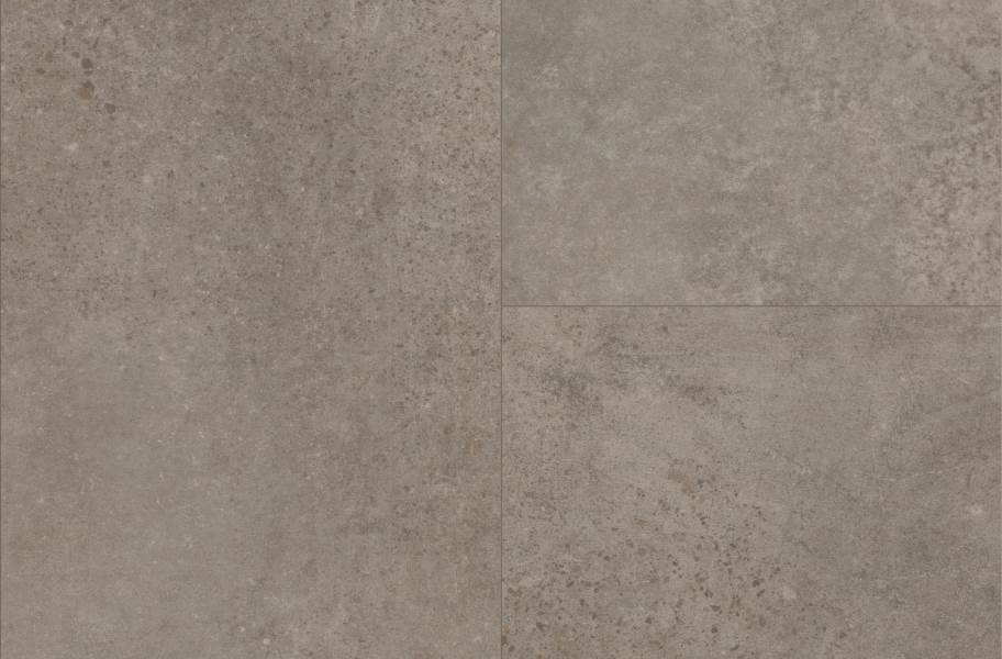 "Shaw Paragon Tile Plus 12"" Rigid Core Vinyl Planks - Iron"