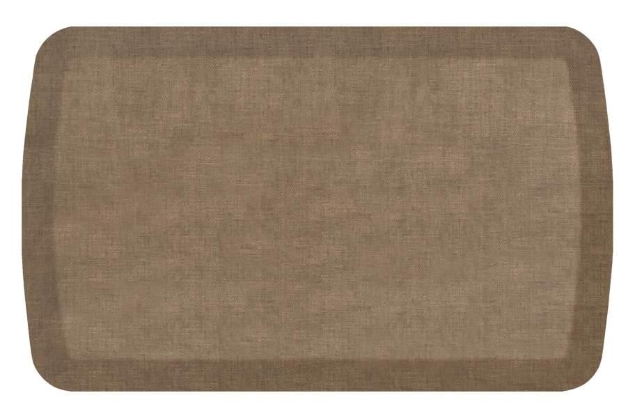 GelPro Basics Anti-Fatigue Kitchen Mat - Woven Camel