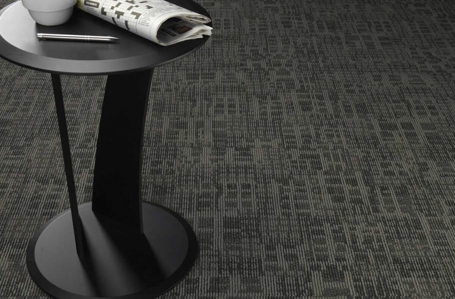 Pentz Techtonic Carpet Tiles - Framework - Monolithic Installation