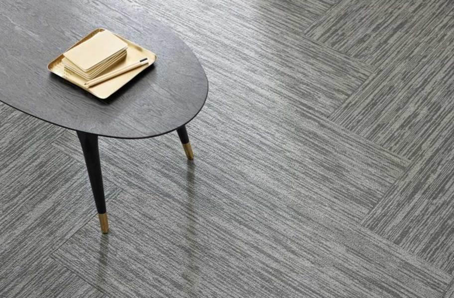 Pentz Cabled Carpet Tiles