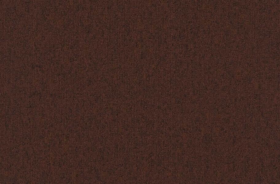 Pentz Uplink Carpet Tiles - Barn Red