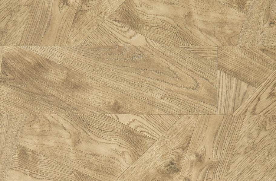 "Shaw Tenacious HD Plus 7"" Rigid Core Vinyl Planks - Driftwood"
