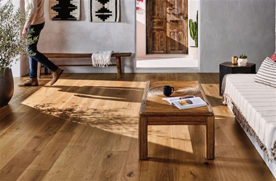 Anderson Imperial Pecan Engineered Hardwood  - Flaxen