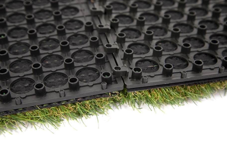 Helios Artificial Grass Deck Tiles