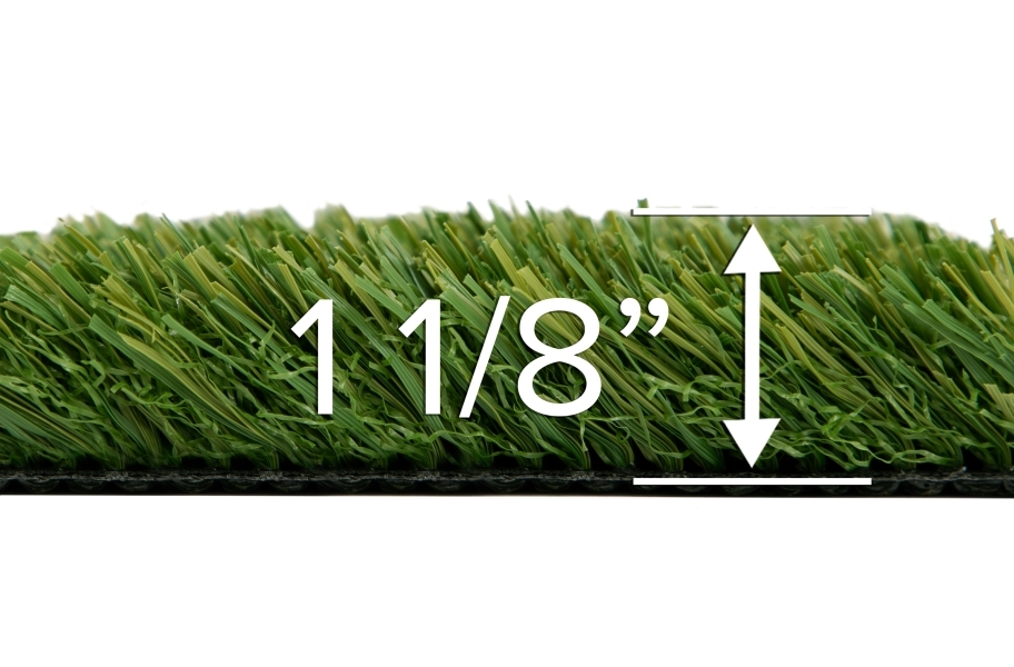 All Play Pet Turf Rolls - Field Green/Olive Green