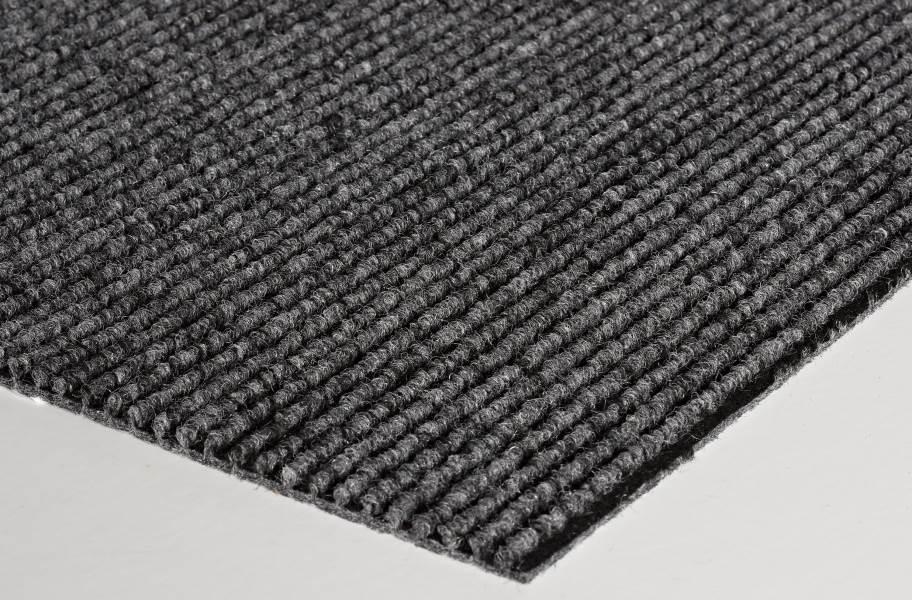Picket Antimicrobial Carpet Tile - Granite