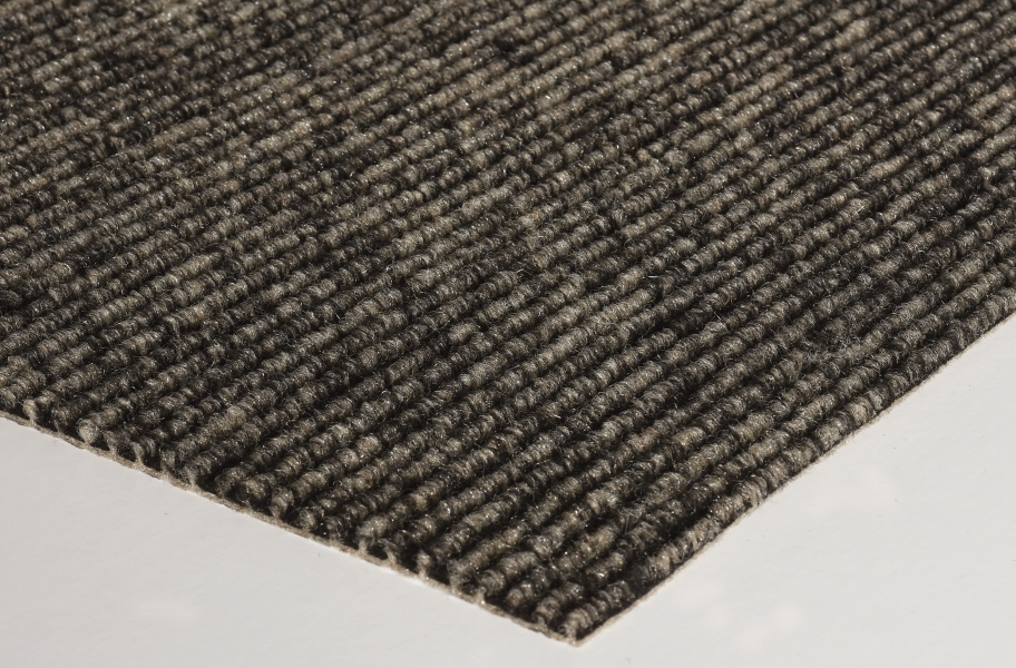 Picket Antimicrobial Carpet Tile - Taupe